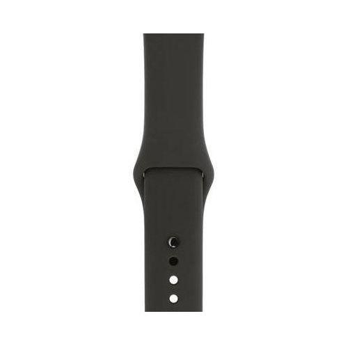 Pasek sportowy do smartwatcha APPLE Watch w kolorze szarym do koperty 42 mm – S/M i M/L MR272ZM/A (0190198609540)
