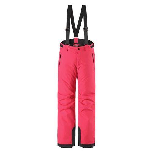 Spodnie zimowe narciarskie reimatec tiera różowy - 3360 marki Reima