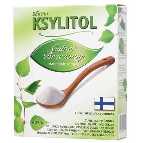 Ksylitol Cukier brzozowy 250g (5908234462029)