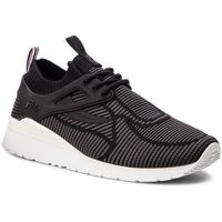 Sneakersy FILA - Overpass 2.0 Knit 1RM00121.003 Blk/Wht/Dksh, kolor czarny