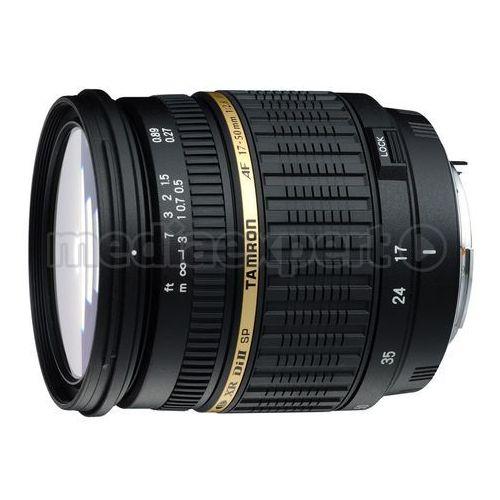 obiektyw 17-50mm f2,8 di ii pentax marki Tamron