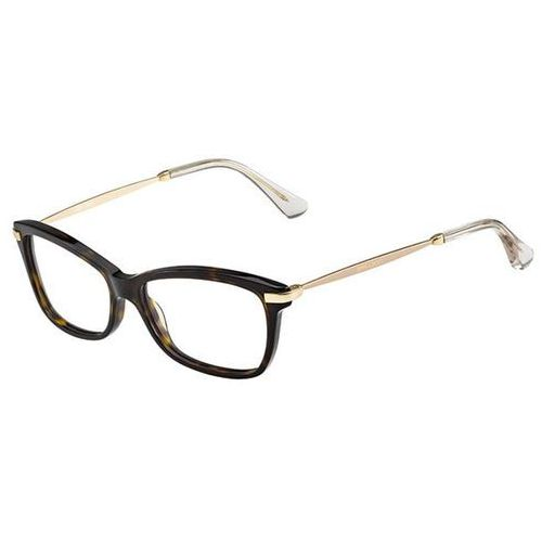 Okulary korekcyjne 96 7vi marki Jimmy choo