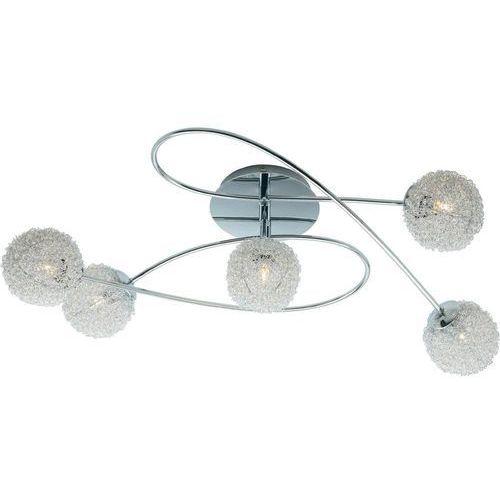 Brilliant Lampa sufitowa g93896/77, g9, (Øxw) 40 cmx25 cm, chrom, aluminiowy