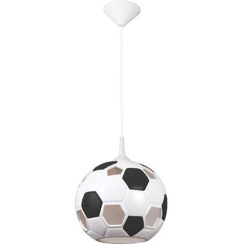 Lampa wisząca piłka czarna 102/pca marki Lampex