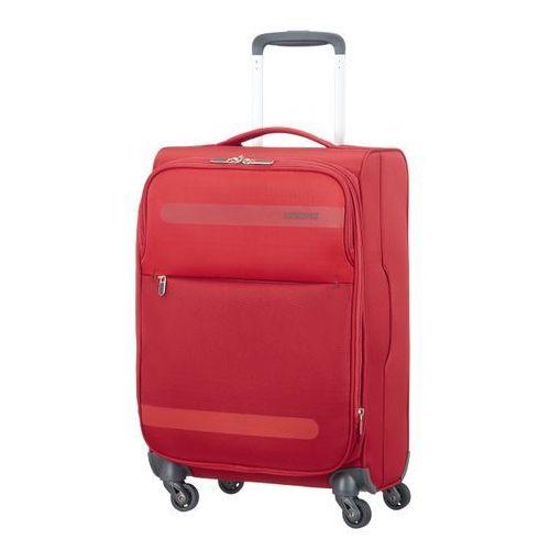walizka herolite 56 cm czerwona marki American tourister