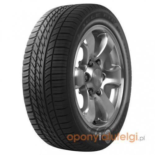 Opona GoodYear EAGLE F1 ASYMMETRIC SUV AT 235/60R18 107V XL Homologacja OE LAND ROVER, DOT 2017