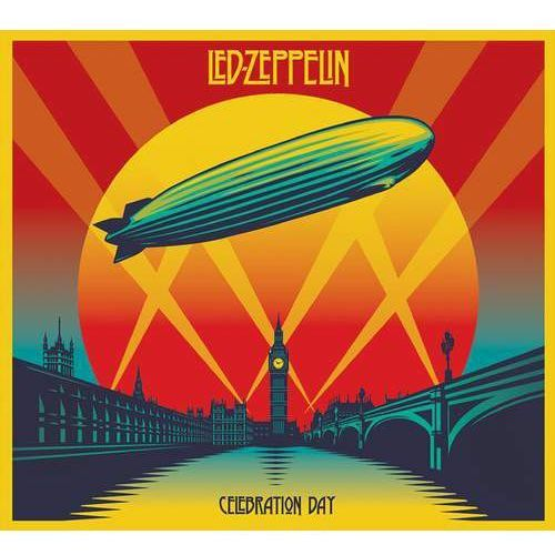 Warner music / atlantic Led zeppelin - celebration day (2cd)