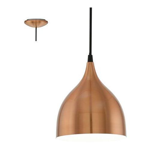 Eglo 93836 - Lampa wisząca CORETTO 1xE27/60W/230V, 93836