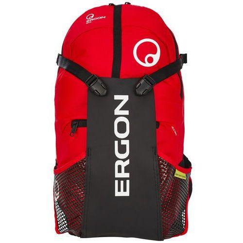 Ergon bx3 plecak 16 + 3 l czerwony/czarny duże (od 1,75 m) 2018 plecaki rowerowe