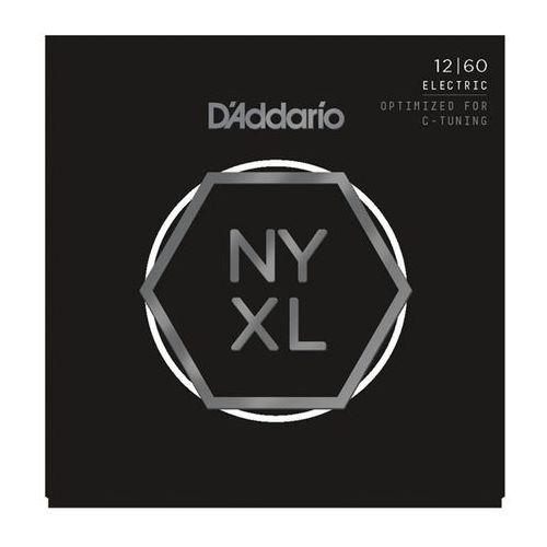D'ADDARIO NYXL 12-60 GITARA ELEKTRYCZNA z kategorii Gitary elektryczne