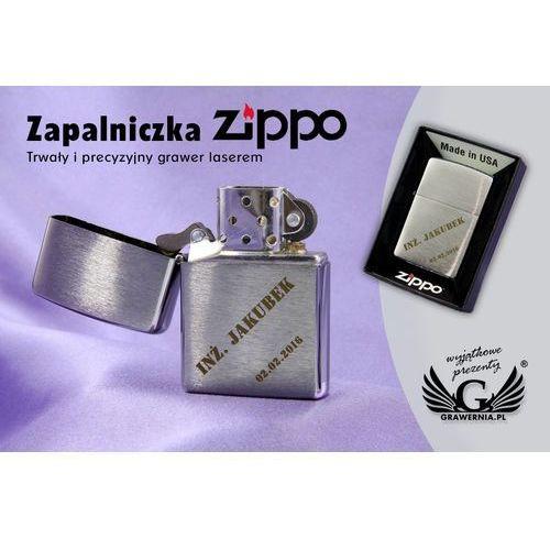Zapalniczka ZIPPO Z200 Brushed Chrome