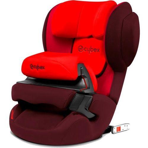 cybex SILVER Fotelik samochodowy Juno 2-fix Rumba Red-dark red (4058511122786)
