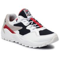 Sneakersy - vault cmr jogger cb low 1010588.01m white/fila navy/fila red, Fila, 40-45