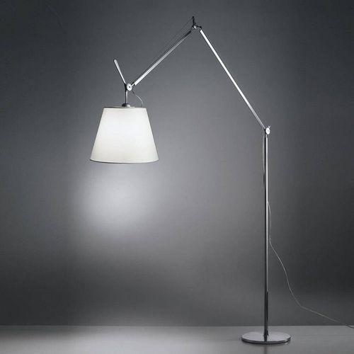 Artemide Tolomeo mega terra-lampa podlogowa led abazur regulowany Ø42cm wys.330cm (3663710131456)