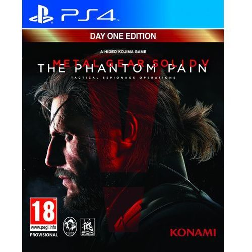 OKAZJA - Metal Gear Solid 5 The Phantom Pain (PS4)