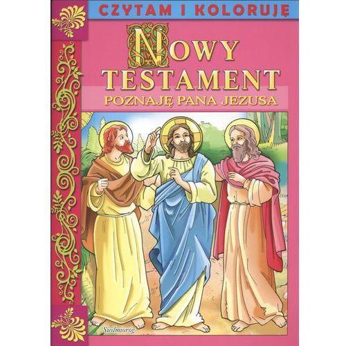 Nowy Testament Poznaję Pana Jezusa, oprawa miękka