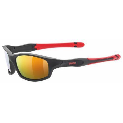 sportstyle 507 black mat red (2316) marki Uvex