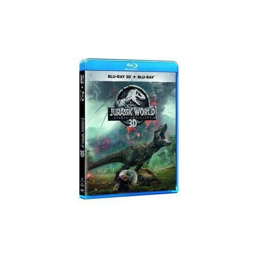 Jurassic World. Upadłe Królestwo 3D+2D 2Blu ray. Darmowy odbiór w niemal 100 księgarniach!