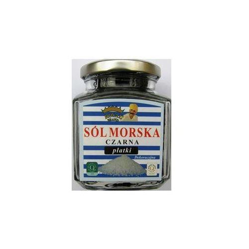 Sól morska cypryjska czarna 120 g marki Royal brand