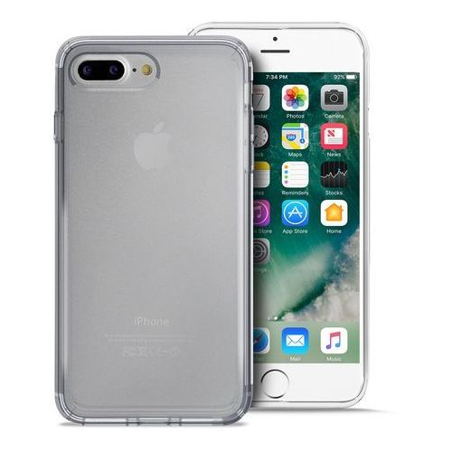 Puro Etui nude do iphone 7 plus przezroczysty