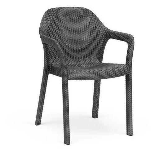 Krzesło ogrodowe Lechuza granit, 10903