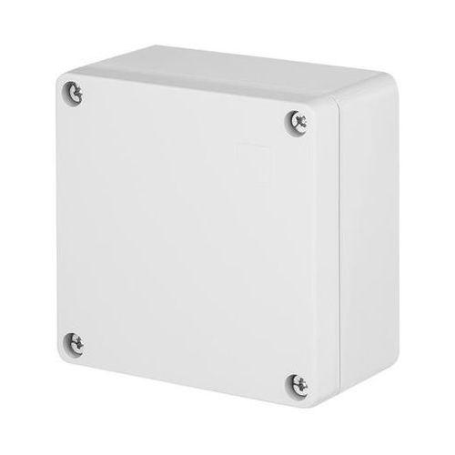 elektro-plast nasielsk Puszka natynkowa hermetyczna ip65 105x105x66 szara industrial 2701-00 elektro-plast (5902431690612)