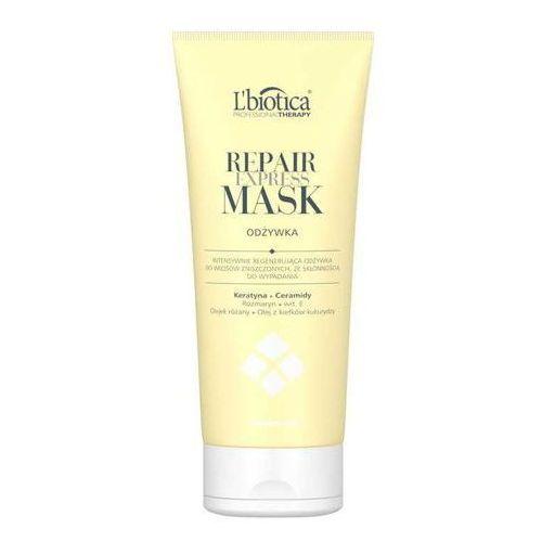L'biotica Professional Therapy Repair Express Mask Odżywka do włosów zniszczonych 200ml