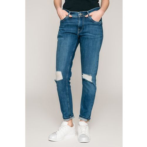 - jeansy joey eco x wisher wash marki Pepe jeans