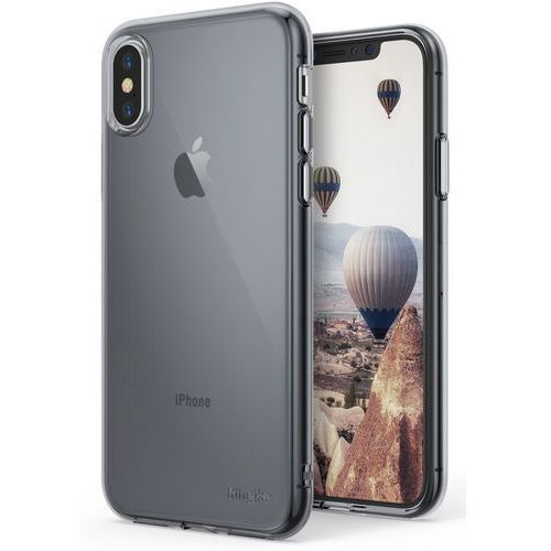 Etui Air Slim Ringke do iPhone XS Max 6.5 Smoke Black (8809628563773)