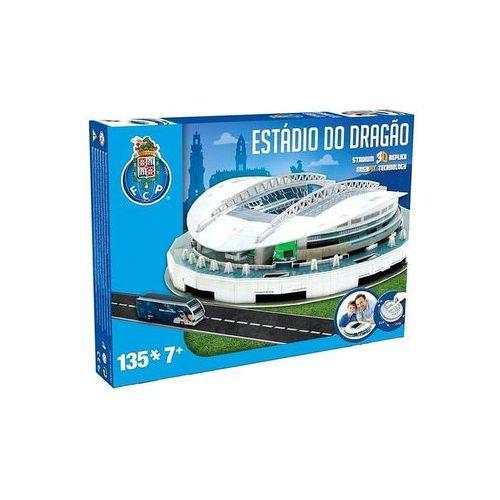 3D Puzzle Nanostad Portugal - O Dragao fotbalový stadion Porto neuveden (0837655075646)