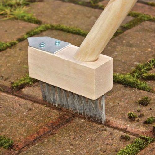 OKAZJA - Garland Szczotka do czyszczenia kostki brukowej  (5031670519351)