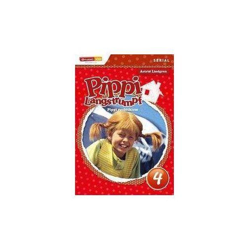 Cass film Pippi - pippi rozbitkiem -
