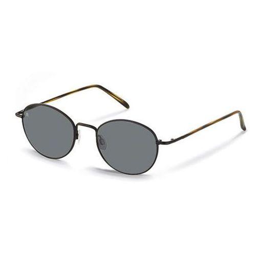 Okulary Słoneczne Rodenstock R1393 A, kolor żółty