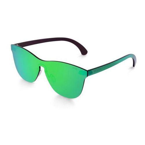 Ocean sunglasses Okulary przeciwsłoneczne unisex 25-7_lamission zielone
