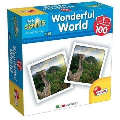 I'm genius memoria 100 kart świat marki Liscianigiochi