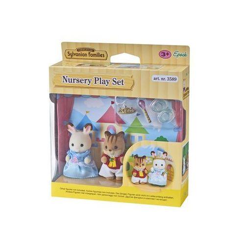 Sylvanian Families, zabawy w przedszkolu, zestaw z figurkami, 3589 - sprawdź w wybranym sklepie