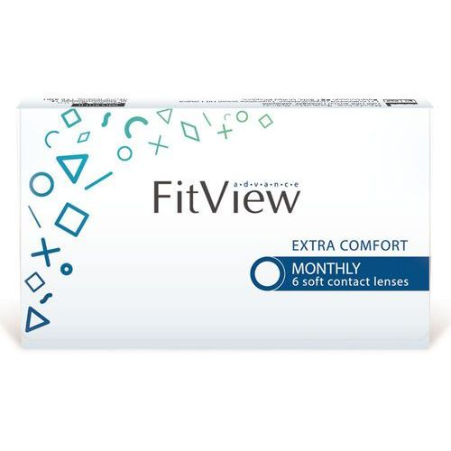 Fitview advance monthly 6 szt. marki Supervision