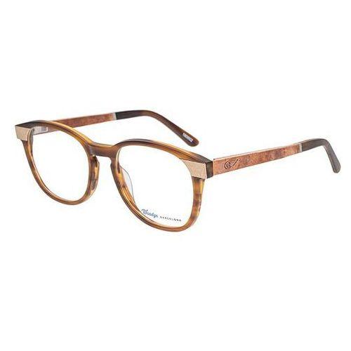 Okulary korekcyjne king kong 02 marki Woodys barcelona