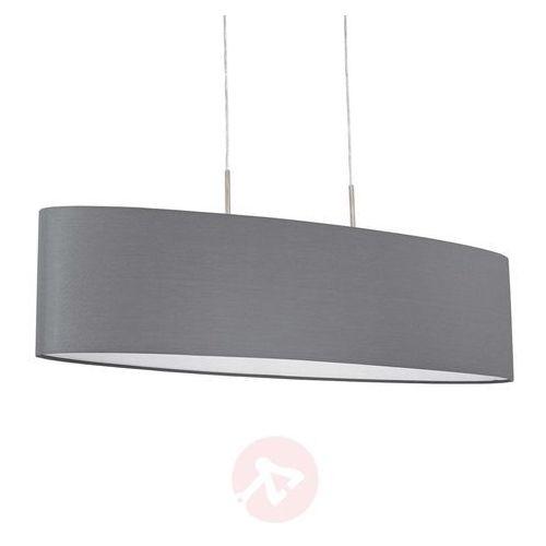 Eglo 31586 - Lampa wisząca PASTERI 2xE27/60W/230V, 31586