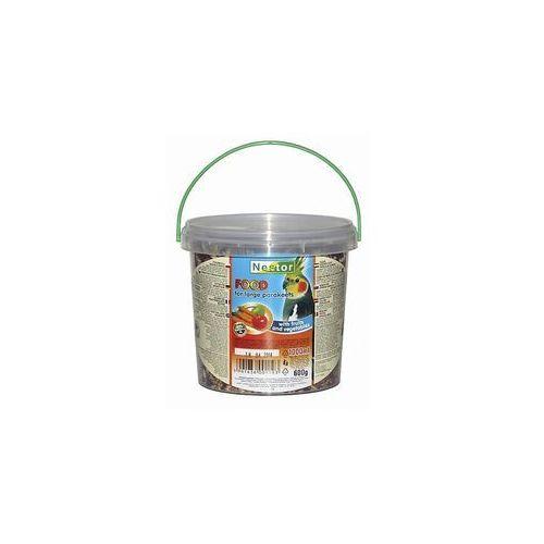 Nestor Pokarm dla średniej papugi owocowo-warzywny 1L (5901636001193)