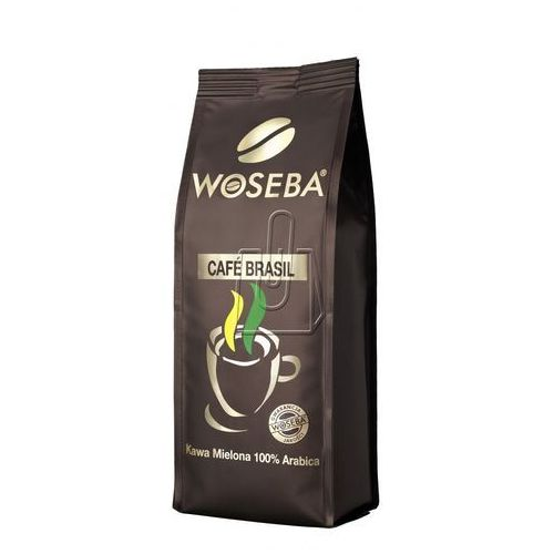 Kawa Woseba Café Brasil 250g mielona