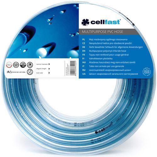 Wąż niezbrojony CELLFAST do ogólnego stosowania 6 mm x 1.5 mm (5 m)