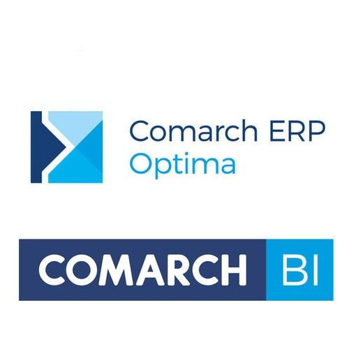 Comarch s.a. Comarch erp optima analizy business intelligence (2097970029528)