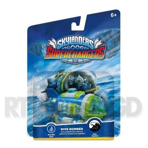 Figurka do gry skylanders superchargers - dive bomber + gwarancja dostawy przed świętami! marki Cd_projekt
