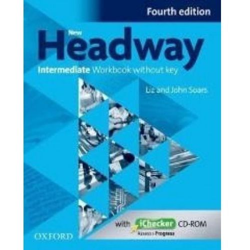 Headway Intermediate Fourth Edition Zeszyt Ćwiczeń, Oxford University Press