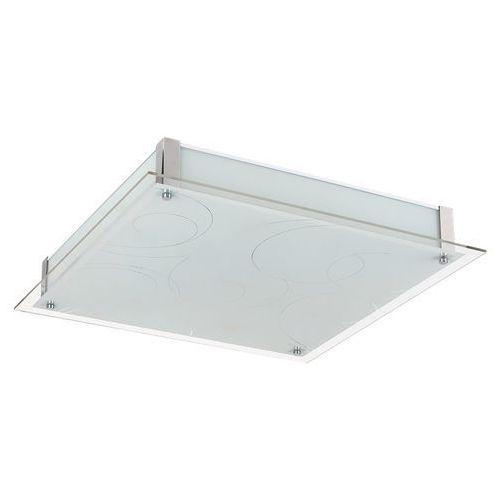 Plafon Rabalux Dena 3040 lampa sufitowa 1x36W LED biały / chrom