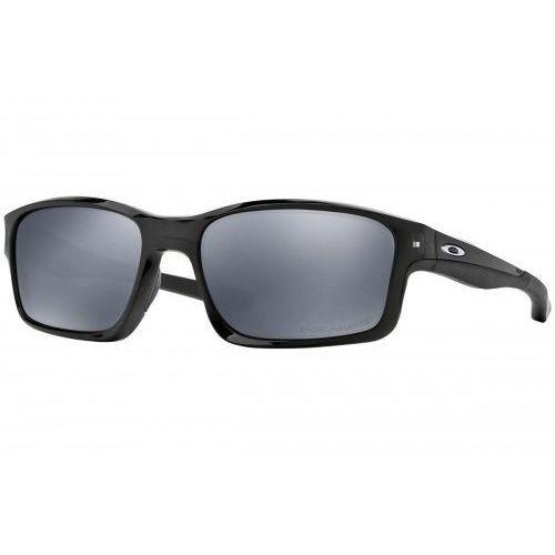 Okulary Oakley Chainlink Black Ink Black Iridium Polarized OO9247-09