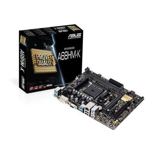 ASUS A68HM-K (A68H PCI-E DDR3)