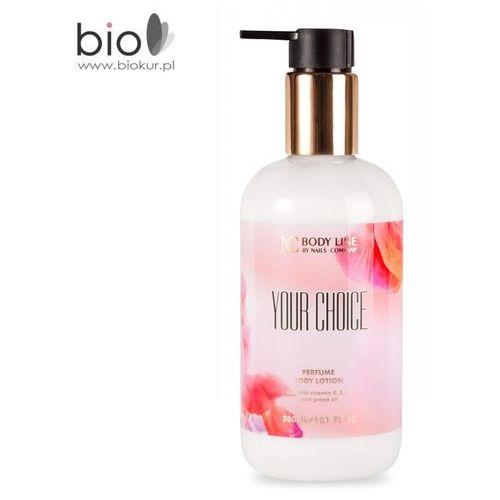 Balsam do ciała Your Choice - Nails Company - zapach dla kobiet - 300 ml
