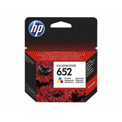 Tusz HP 652 kolor Deskjet Ink Advantage 1115 2135 3635 3835 4535 4675 Tusz HP 652 kolor Deskjet Ink Advantage 1115 2135 3635 3835 4535 4675